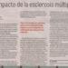 Artículo de opinión sobre el Impacto de la EM, por el Dr. Fernando Gracia, publicado en la PRENSA Panamá 13 junio 2019